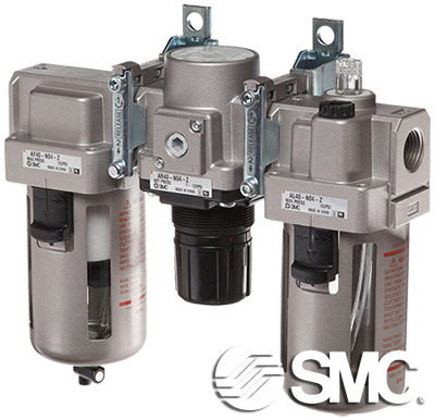 We are the SMC pneumatic experts