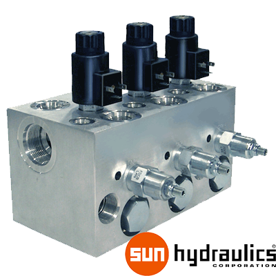 We have a huge inventory of Sun hydraulics products in the USA